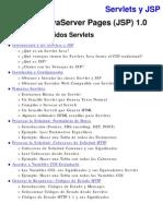 Manual - Programacion - Java - Tutor Servlets & Jsp