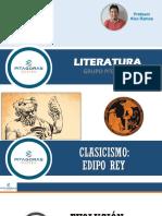 LITERATURA T04-CLASICISMO (Edipo rey)-Prof. Alex RamosSI1MB-LI-