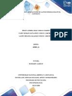 PASO 4 TENDENCIAS Y APLICACIONES DE LA PSICOFISIOLOGÍA EN EL CONTEXTO (1)