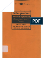 Bazán F.G., Bermejo F., Montserrat Torrents J., Piñero a., Trevijano R. - Textos Gnósticos. Biblioteca de Nag Hammadi II. Evangelios, Hechos, Cartas