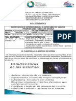 Guía 1 Ciencias de la Tierra 5° año