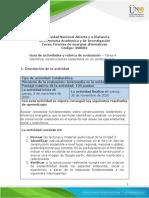 Guia de actividades y Rúbrica de evaluación - Unidad 2 - Tarea 4 - Identificar construcciones sostenibles en un contexto real (1)