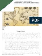 """El """"nacionalismo de diseño"""" como arma geopolítica _ Geopolitica.RU"""