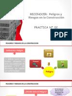 PRACTICA Nº 02 RECONCER LOS PELIGROS Y RIESGOS EN UNA OBRA