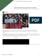 5 lecciones de trabajo en equipo del Barcelona que puedes aplicar a tu negocio