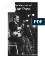 Joe Pass -  Genius of Joe Pass
