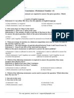 LogiQids Conclusion Worksheet 14