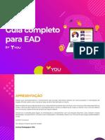 Yes Bilingue-Guia EAD