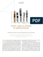 Brunswick Review Issue II - Why Circulation is Irrelevant, Michael France & Justin Dini, New York
