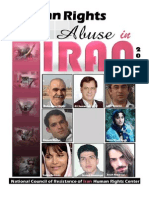 NCRI -Iran Monthly HR report January 2011