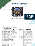 約翰福音 2020 年版--六何法及關聯圖整理 (2) 5-8章