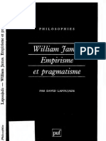 Lapoujade - William James Empirisme et Pragmatisme.pdf