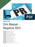 Dirk Massat - Negative SEO