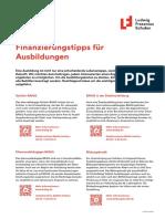 Finanzierungstipps_Ausbildungen