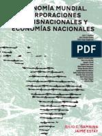 Economía mundial, corporaciones transnacionales y economías nacionales
