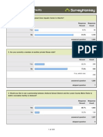 Final Exhibit A - Survey Summary