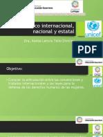 10. Marco Jurídico internacional, nacional y estatal