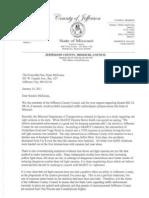 Letter Ryan Mckenna