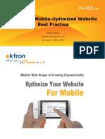 MobileWebsiteBestPractice