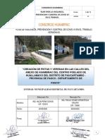 Plan de Vigilancia, Prevencion y Control de Covid19 Ver. 3