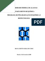 Regulamento IQB