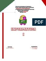 INFORMATICA I PDF