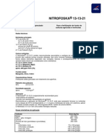 NITROFOSKA 13-13-21
