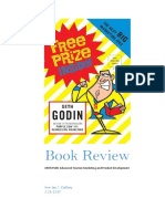 MSTM 508 Book Review - Free Prize Inside