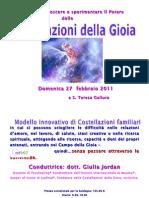 Costellazioni Della Gioia Sardegna New 10022011