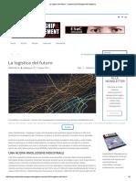 La logistica del futuro - Leadership & Management Magazine