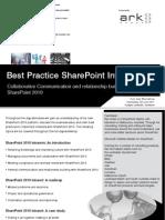 SharePoint Australia Best Practice
