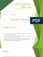 Presentation - Enterpreneurship