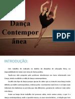 Dança Contemporânea- Educação Fisica.pptx