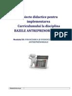 proiecte didactice modulul 3 2015