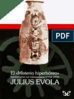 El __Misterio hiperboreo__ - Julius Evola