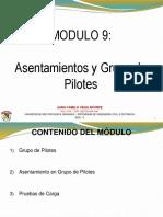 Módulo 9 - Grupo de Pilotes (1)