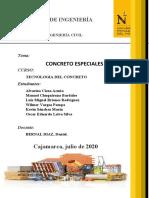 CONCRETOS ESPECIALES
