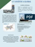 Infografia Gerencia Logistica Global