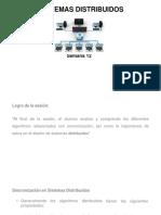 Sistemas Distribuidos - Sincronizacion