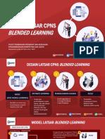 DESAIN LATSAR CPNS BLENDED LEARNING