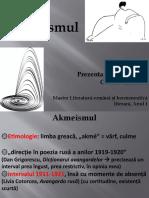 Akmeism