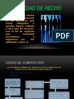 10. SOCIEDAD DE HECHO