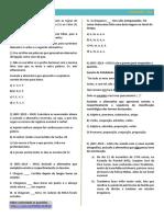 QUESTÕES DE PORTUGUÊS DA BANCA IBFC-2