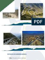 1. Presentación PPT - Diseño Geométrico de Carreteras