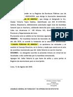 CAMARA PERUANA DE MINERIA