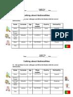 Contries.nationalities-pair work