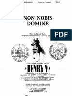 Non Nobis Domine 1