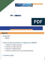 TP1 - DBMAIN