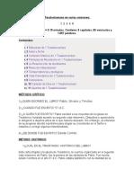 1 Tesalonicenses en varias versiones
