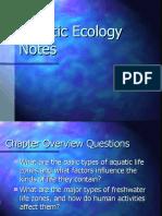 Freshwater Ecolgy.ppt